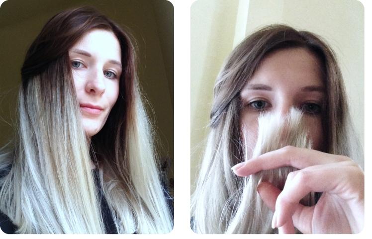 ombre silver hair 3