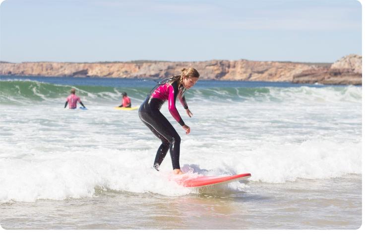 algarve 10 surf