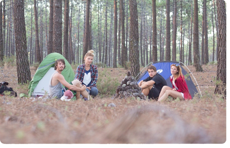 nazare woods camping 2