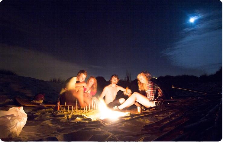 peniche bonfire